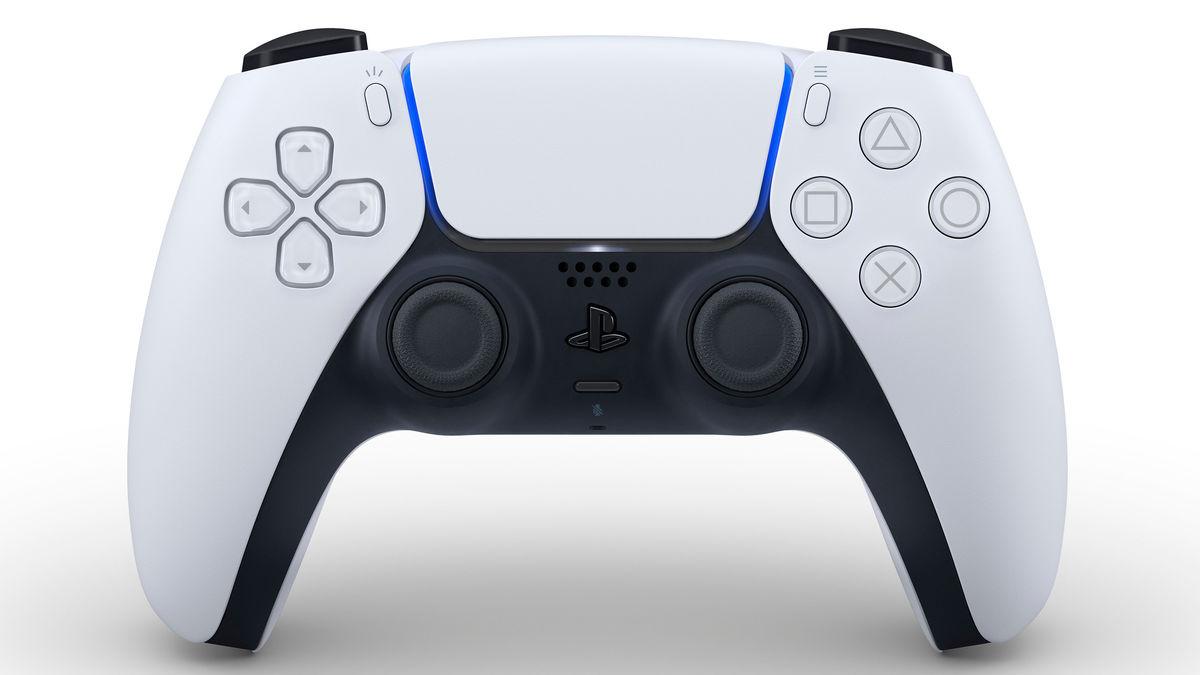 PlayStation5 ワイヤレスコントローラー DualSense [CFI-ZCT1J]買取画像
