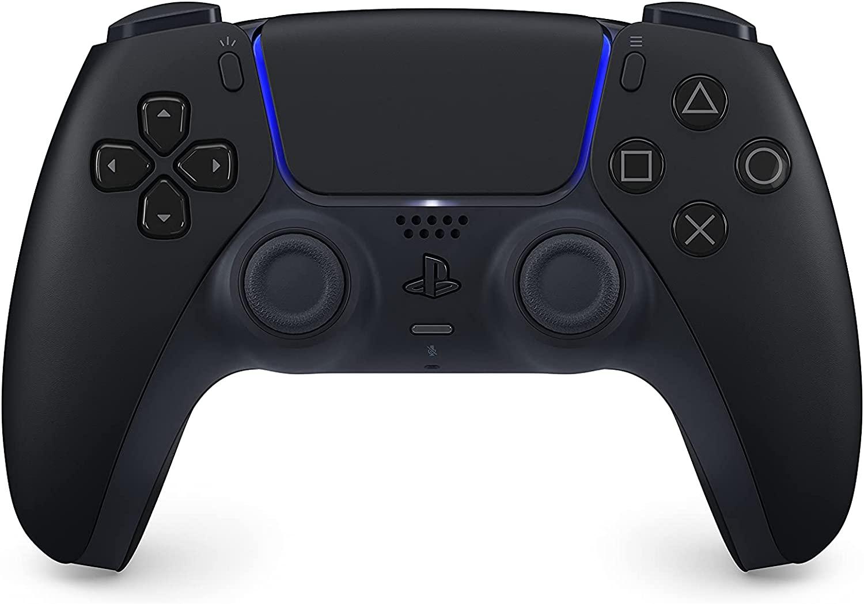 PlayStation5 ワイヤレスコントローラー  DualSense ミッドナイト ブラック [CFI-ZCT1J01]買取画像