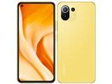 Xiaomi Mi 11 Lite 5G SIMフリー [シトラスイエロー]買取画像